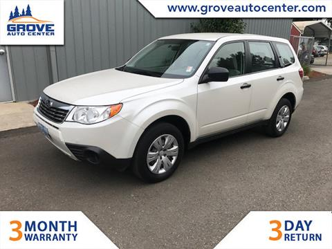 2009 Subaru Forester for sale in Forest Grove, OR