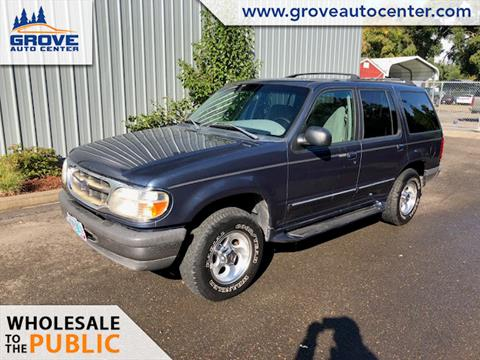 1998 Ford Explorer for sale in Forest Grove, OR