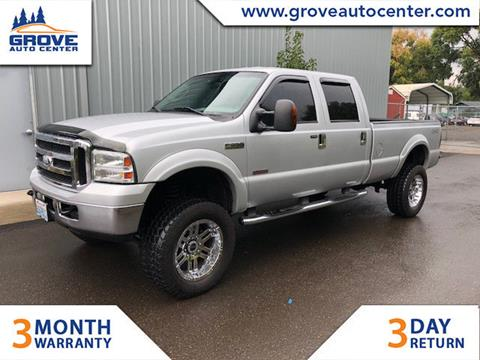 2007 Ford F-250 Super Duty for sale in Forest Grove, OR