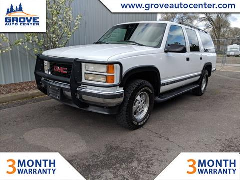 1998 GMC Suburban for sale in Forest Grove, OR