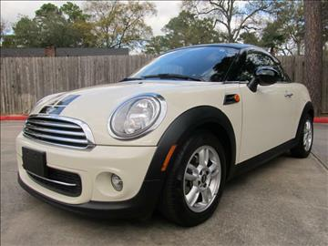 2013 MINI Coupe for sale in Houston, TX