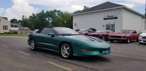 1997 Pontiac Firebird for sale in Dekalb, IL