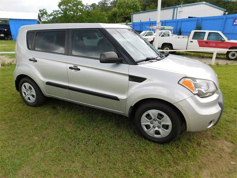 2011 Kia Soul for sale at Jetway Motors in Porter TX