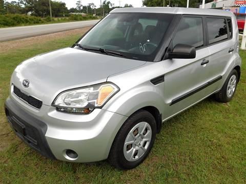 2011 Kia Soul for sale at Jetway Motors in Porter TX