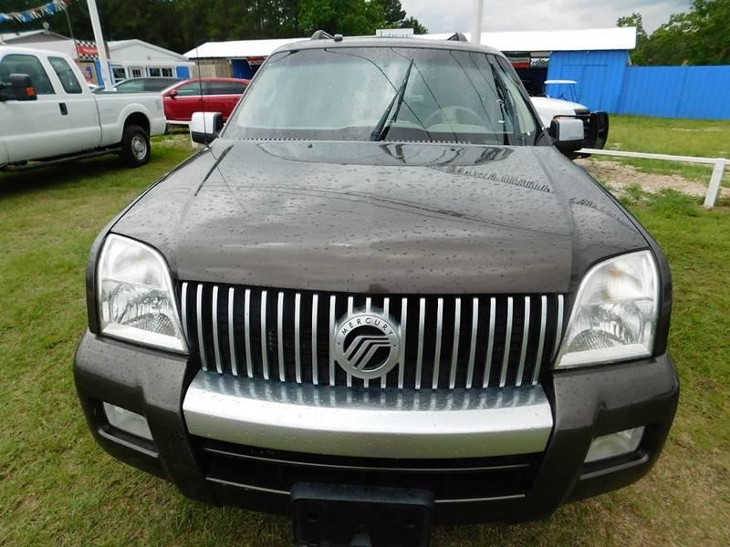 2008 Mercury Mountaineer for sale at Jetway Motors in Porter TX