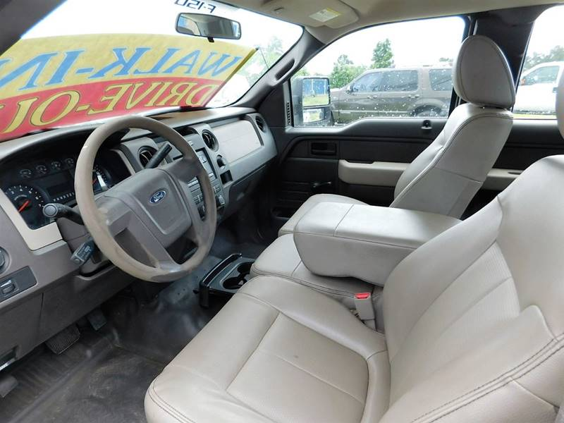 2010 Ford F-150 for sale at Jetway Motors in Porter TX