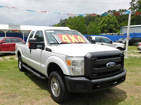 2011 Ford F-250 Super Duty for sale at Jetway Motors in Porter TX