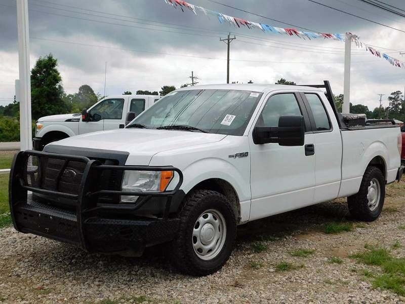 2012 Ford F-150 for sale at Jetway Motors in Porter TX