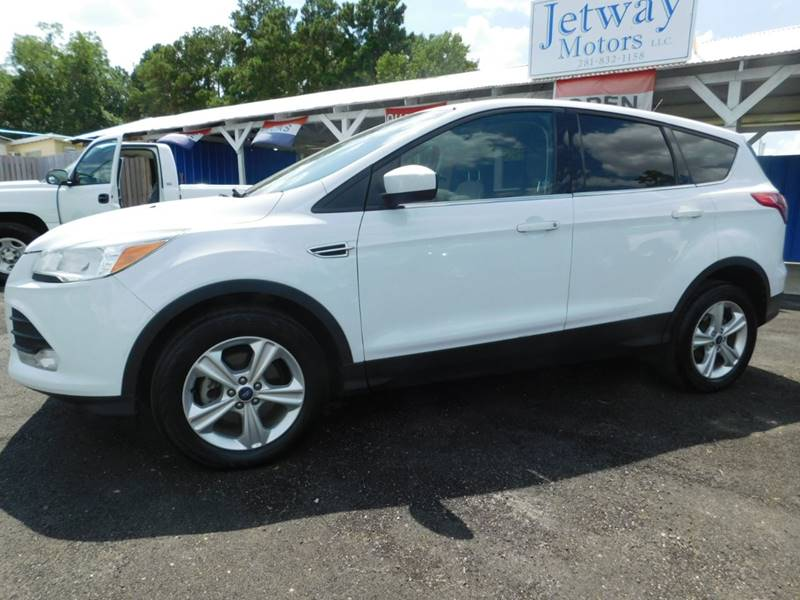 2013 Ford Escape for sale at Jetway Motors in Porter TX