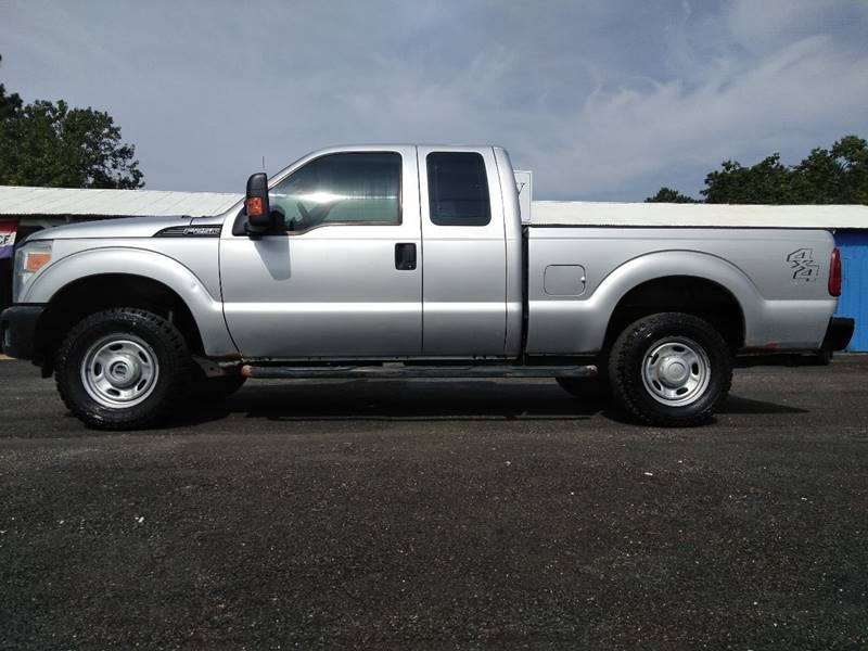 2012 Ford F-250 Super Duty for sale at Jetway Motors in Porter TX