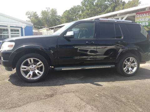 2010 Ford Explorer for sale at Jetway Motors in Porter TX