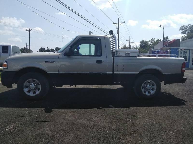 2007 Ford Ranger for sale at Jetway Motors in Porter TX