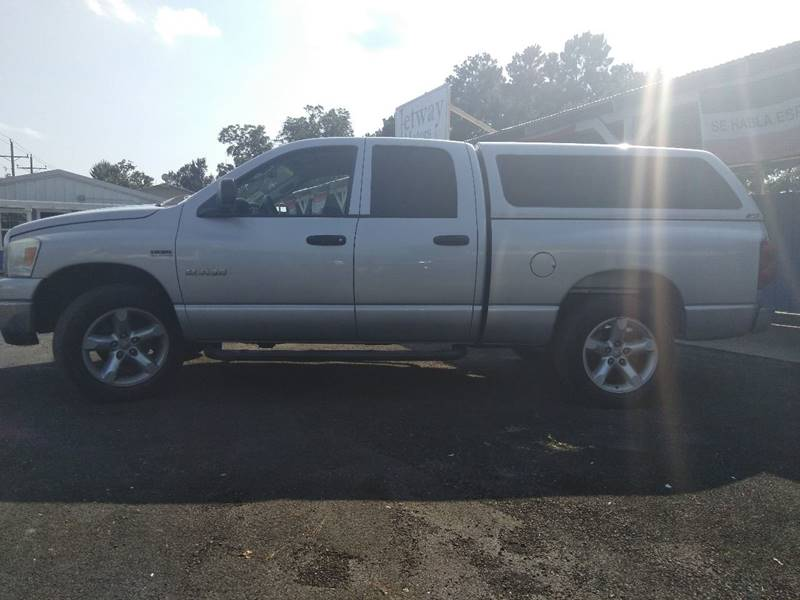2008 Dodge Ram Pickup 1500 for sale at Jetway Motors in Porter TX