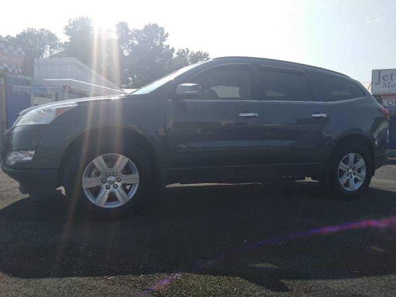 2011 Chevrolet Traverse for sale at Jetway Motors in Porter TX