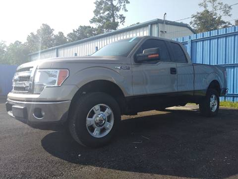 2013 Ford F-150 for sale at Jetway Motors in Porter TX