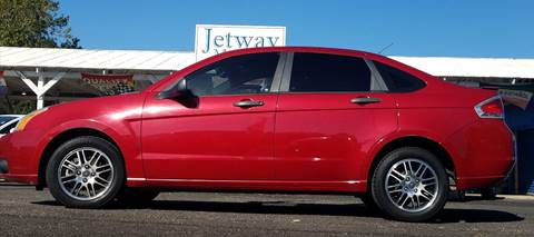 2011 Ford Focus for sale at Jetway Motors in Porter TX