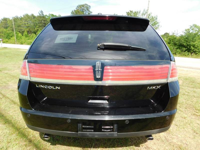 2008 Lincoln MKX for sale at Jetway Motors in Porter TX