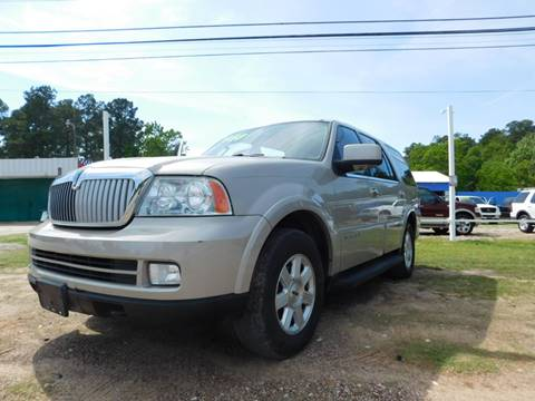 2005 Lincoln Navigator for sale at Jetway Motors in Porter TX