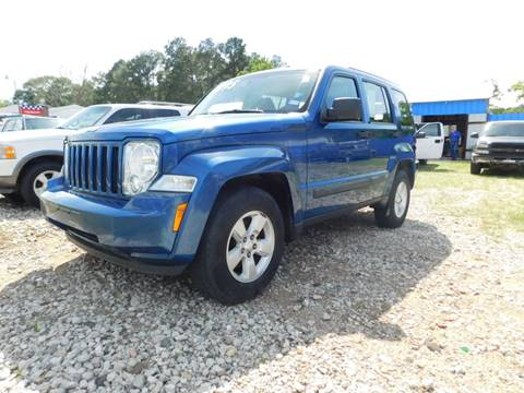 2009 Jeep Liberty for sale at Jetway Motors in Porter TX