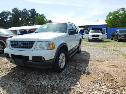2004 Ford Explorer for sale at Jetway Motors in Porter TX