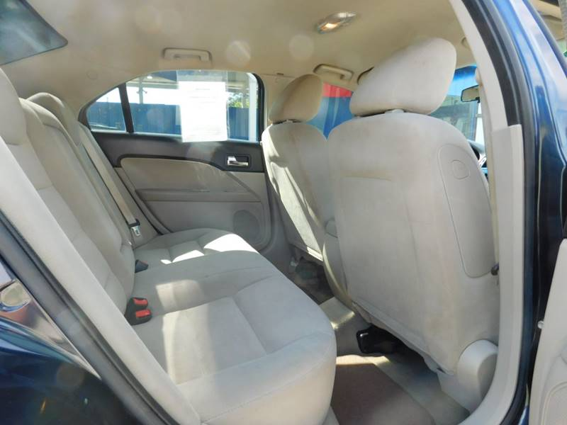 2009 Ford Fusion for sale at Jetway Motors in Porter TX