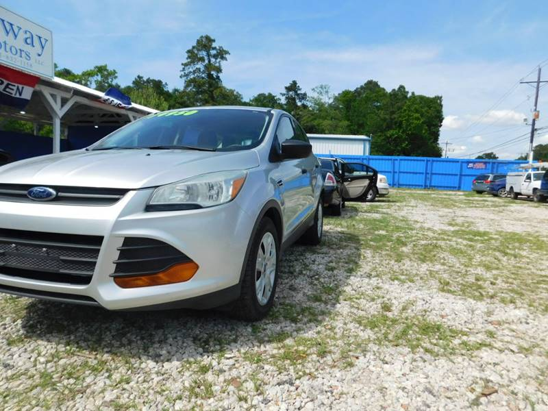 2014 Ford Escape for sale at Jetway Motors in Porter TX