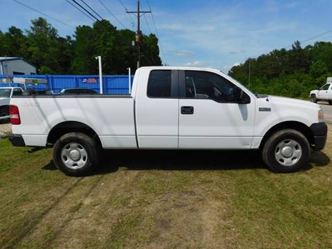 2007 Ford F-150 for sale at Jetway Motors in Porter TX