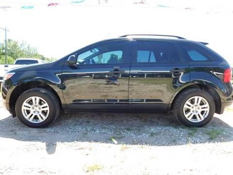 2011 Ford Edge for sale at Jetway Motors in Porter TX