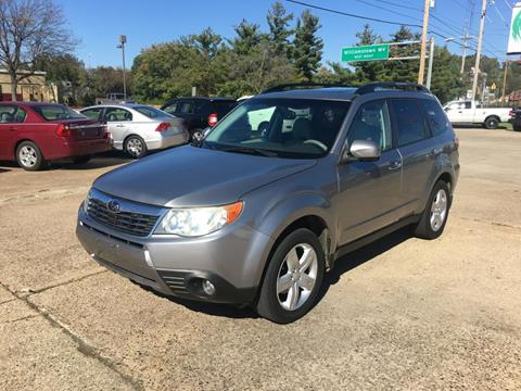 2009 Subaru Forester for sale in Marietta, OH
