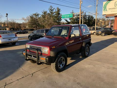 1990 Daihatsu ROCKY for sale in Marietta, OH