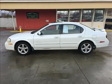 2000 Nissan Maxima for sale in Marietta, OH
