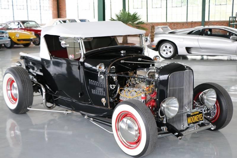 1929 Ford Model A for sale at Redline Restorations in Bridgeport CT