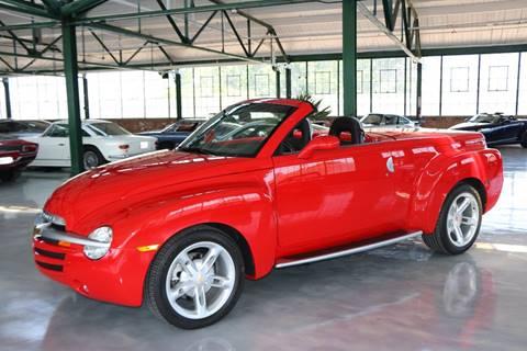 2003 Chevrolet SSR for sale at Redline Restorations in Bridgeport CT
