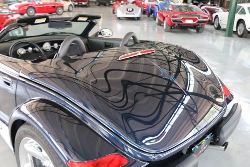 2001 Chrysler Prowler for sale at Redline Restorations in Bridgeport CT