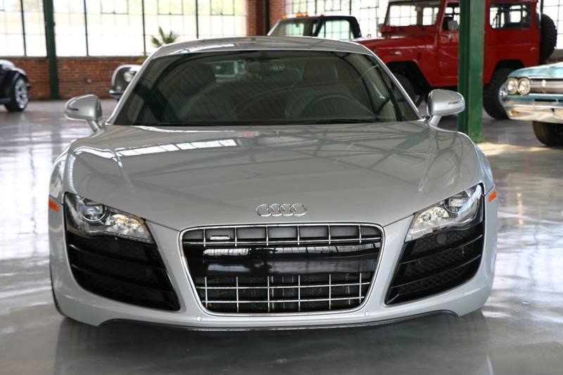 2012 Audi R8 for sale at Redline Restorations in Bridgeport CT