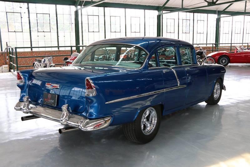 1955 Chevrolet 210 for sale at Redline Restorations in Bridgeport CT