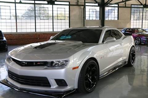 2014 Chevrolet Camaro for sale at Redline Restorations in Bridgeport CT