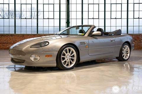 aston martin db7 for sale carsforsale com