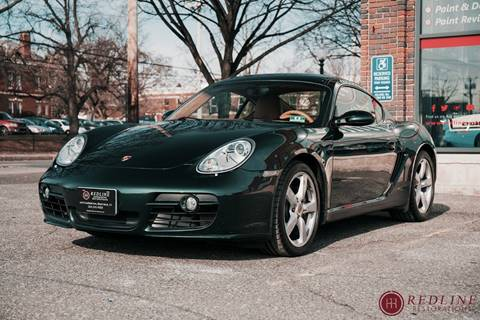 2008 Porsche Cayman for sale in Bridgeport, CT