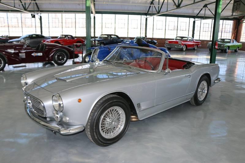 1961 Maserati Spyder for sale at Redline Restorations in Bridgeport CT