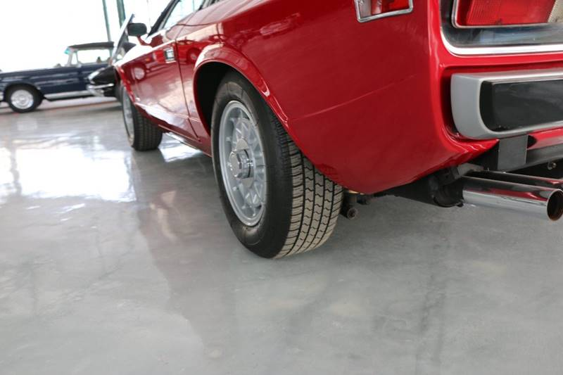 1977 Maserati Khamsin for sale at Redline Restorations in Bridgeport CT