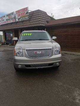 2007 GMC Yukon for sale in Eureka, MT