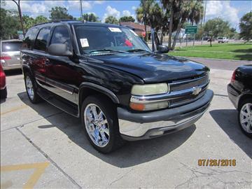 2004 Chevrolet Tahoe for sale in Tampa, FL