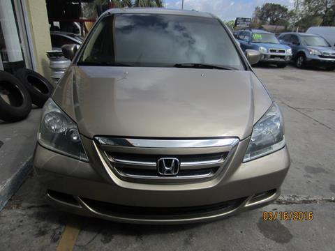 2005 Honda Odyssey for sale in Tampa FL