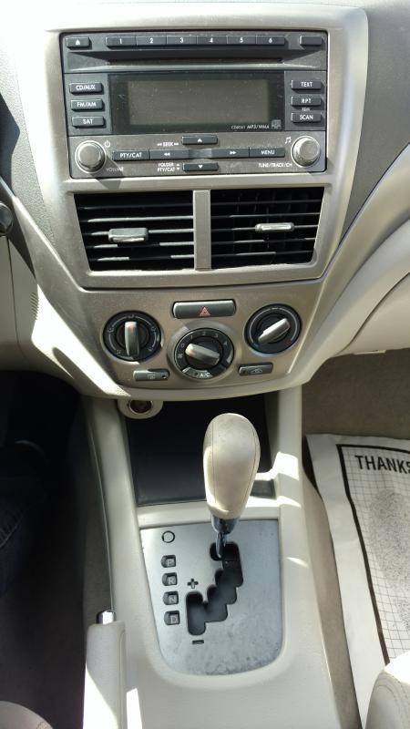 2008 Subaru Impreza 2.5I - Lexington Park MD