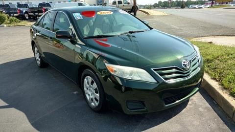 2010 Toyota Camry for sale in Lexington Park, MD