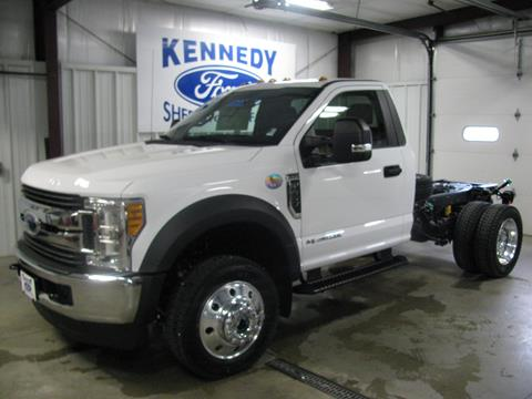 2017 Ford F-450 for sale in Sheboygan Falls, WI
