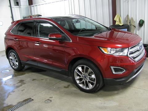 2015 Ford Edge for sale in Sheboygan Falls, WI
