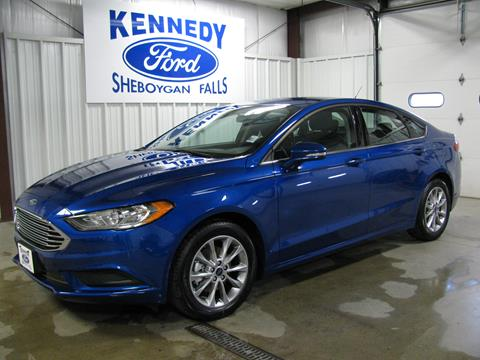 2017 Ford Fusion for sale in Sheboygan Falls, WI