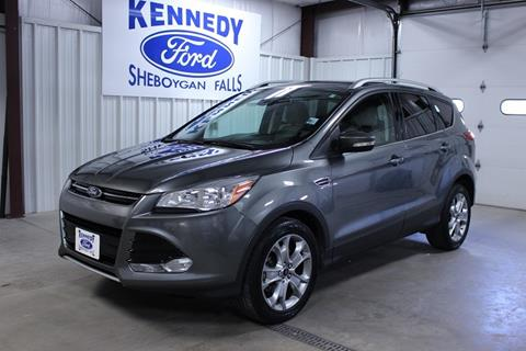 2014 Ford Escape for sale in Sheboygan Falls, WI
